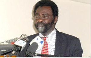 Dr Richard Amoako Baah