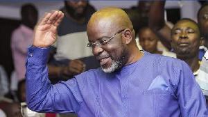 Wilfred Osei Kwaku 'Palmer', owner of Tema Youth