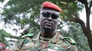 Lieutenant-colonel Mamady Doumbouya, the officer behind Guinea's military coup