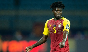 Thomas Partey Ghana Vs Benin