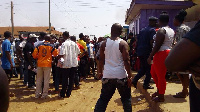 File: Manhyia north NPP election halted as clashes intensifies