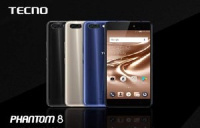 Phantom 8 is the latest flagship device from TECNO