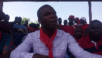 Eric Dapaah, Kpando NPP Constituency Secretary