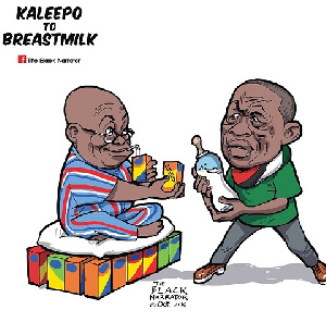 Kaleepo Breastmilk