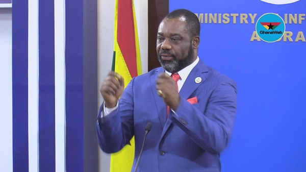 Minister for Education, Dr Matthew Opoku Prempeh