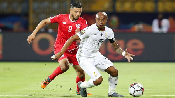 Ghana 5-1 Qatar: Thomas Partey and Andre Ayew spur Black Stars to big friendly win