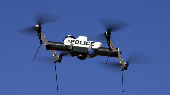 Drones to patrol borders in December 7 elections – Ghana Immigration Service hints