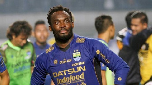 Michael Essien has transformed the Indonesian league since he joined Persib