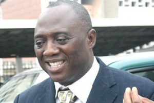 Adamu Dramani Sakande died in London on Tuesday evening