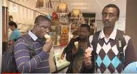 Screen grab images of Kofi Sarpong Adu-Manu, Lloyd Larbi and Edward Koomson