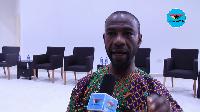 Head of Department of Anatomy, Prof Fredrick Kwaku Addai