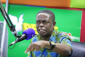 'Squeezing of balls', other salacious things total diversion - Pratt criticizes Ahwoi's book