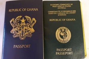 Passport of the Republic of Ghana