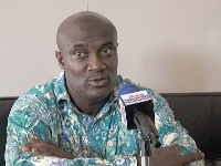 Clement Boateng, Co-chairman of the Abossey Okai Spare Parts Dealers Association