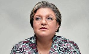 Ghana's Former Foreign Affairs Minister, Hanna Tetteh