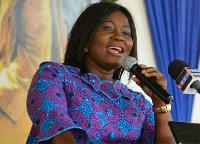 Elizabeth Afoley Quaye – Minister for Fisheries and Aquaculture Development