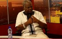 Dr. Edward Mahama  Flag bearer People's National Convention (PNC).