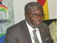 Director-General of the GHS, Dr Anthony Nsiah-Asare