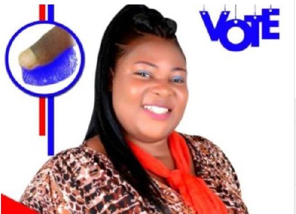 Aspiring Assembly Woman pledges to improve sanitation