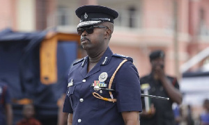 Director-General Legal and Prosecutions of the Ghana Police Service, COP Nathan Kofi Boakye