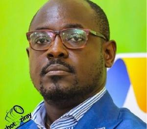 GFA Communications Director, Henry Asante Twum