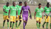 Aduana Stars are the only Ghanaian side left in CAF Club Competitions
