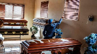 The government has imposed strict rules for funerals during the Covid-19 pandemic