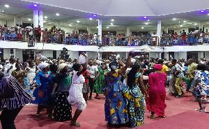 Social Church Services 2