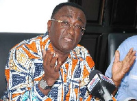 Minister for Food and Agriculture, Dr. Afriyie Akoto