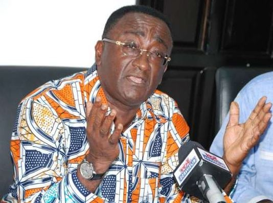 There is enough food for the lockdown period - Agric Minister assures