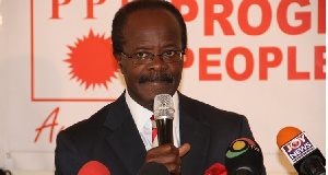 Chief Executive Officer of Groupe Nduom, Papa Kwesi Nduom