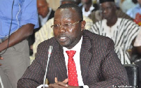 Former Deputy Attorney General in the erstwhile Mahama Administration, Dr. Dominic Ayine