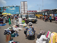 The total unemployment rate in Ghana has reduced by some 3.5 percentage points