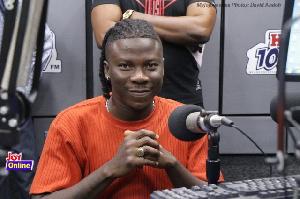 Award-winning reggae-dancehall artiste, Stonebwoy