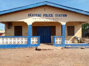 Akateng Police Stations
