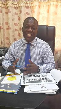 Ashanti Regional Minister, John Alexander Ackon
