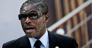 Equatortial Guinea Vice President