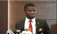 Aspiring National Communications Officer of the NDC, Sammy Gyamfi