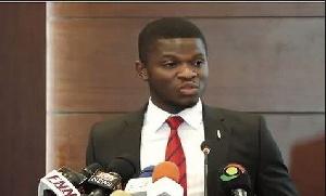 Communications Officer of the NDC, Sammy Gyamfi