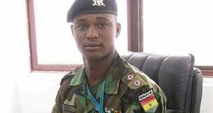 Captain Mahama
