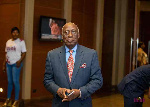 Komla Dumor's father honoured by Junior Shapers Africa