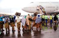 Three Ghanaian Muslim pilgrims, who were part of this year's Hajj have died in Saudi Arabia