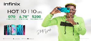 Infinix launched its new Hot 10