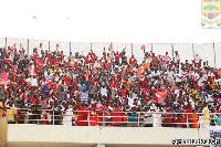 Asante Kotoko fans