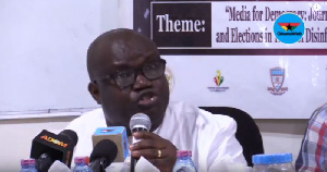Ken Ashigbey, CEO of Ghana Chamber of Telecommunications