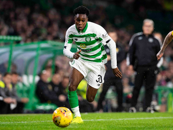 Jeremie Frimpong heaps praises on Celtic teammate Albian Ajeti