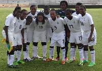 Black Queens team