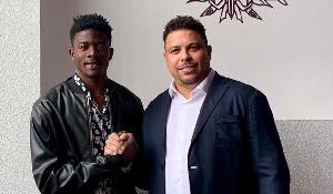 Mohammed Salisu and the Brazilian Ronaldo