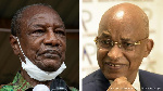 Guinea presidential rivals both claim victory