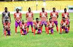 Former Kotoko star Joe Agyemang tips Hearts of Oak to win  league